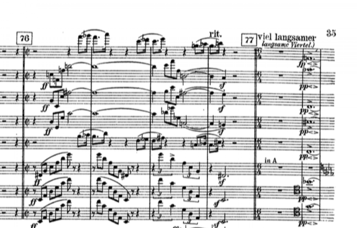 Screaming for Sibelius image